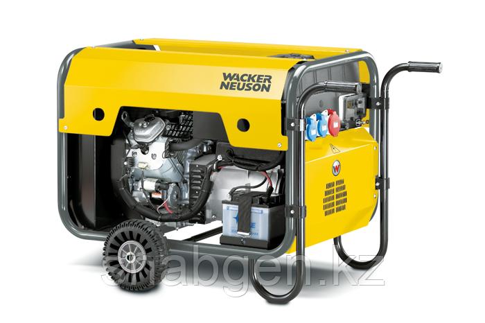 Бензиновый генератор с электростартером Wacker Neuson GS 12AI