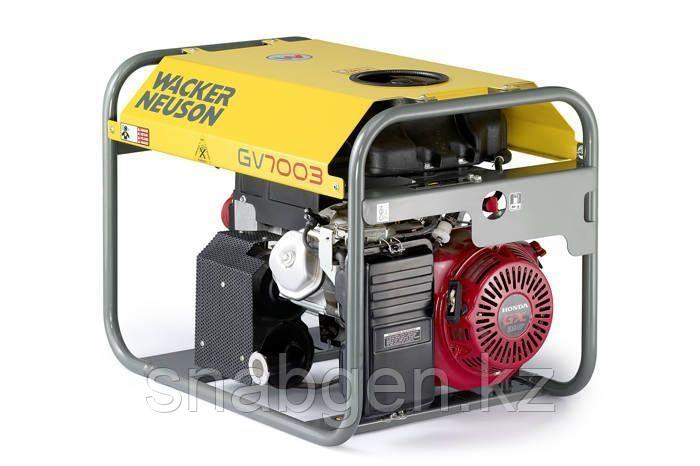 Бензиновый генератор Wacker Neuson GV 7003A