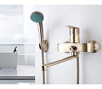 Смеситель ванна-душевой FRAP, H30-4 F2230-4, фото 1