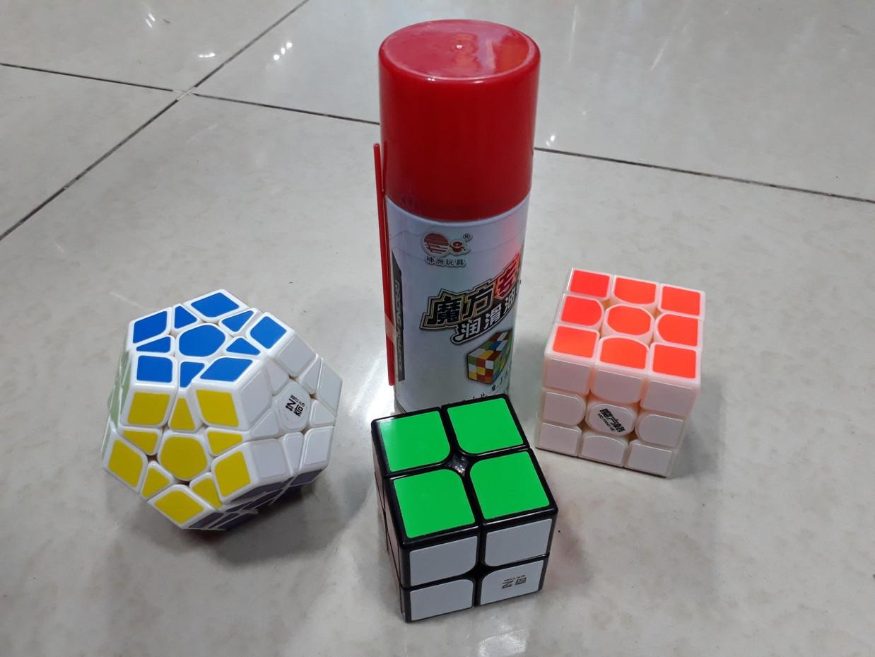 Спрей смазка для кубиков Рубика. 150 мл. Спрэй. Для внутренних частей - фото 1