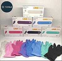 Перчатки нитриловые неопудренные, размер XS