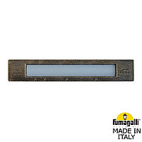 FUMAGALLI Светильник для подсветки лестниц встраиваемый FUMAGALLI NINA 270 8C1.000.000.BYP1L