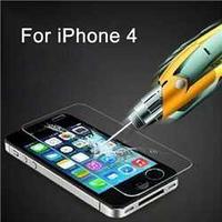 Защитная пленка apple iphone 4/4s, из стекла