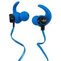 Monster adidas originals in-ear blue