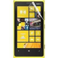 Защитная пленка mobil plus nokia lumia 720, 2 шт (глянцевая+матовая)