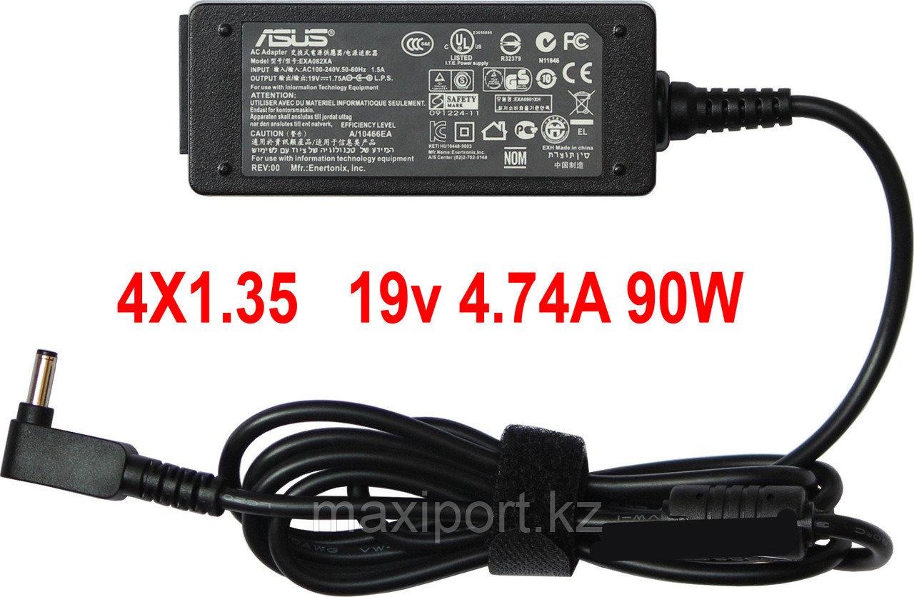 Блок питания Asus 4X1.35 19v 4.74a 90w для новых моделей