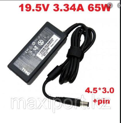 Dell 4.5X3 19.5v 3.34a 60w для новых моделей, фото 2