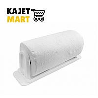Держатель для бумажных полотенец (снежно-белый)