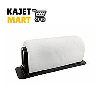 Держатель для бумажных полотенец (черный)