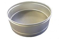 Сито СЦ-М300 для просеивания проб цемента (сталь, d-300 мм, 0,9 В)