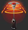 Уличный инфракрасный газовый обогреватель HSS-A, 13 кВт, бронза