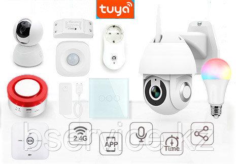 Система умный дом от Tuya
