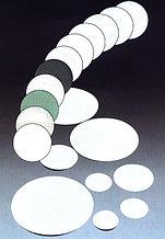 Мембрана гидрофобная микрофильтрационная МФФК  фторопластовая, d=142 мм, d пор-0,05 мкм, (уп.50 шт)