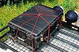 Эластичная багажная стропа (резинка для крепления багажа) AIRLINE (2шт.), фото 4