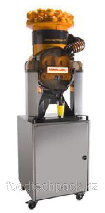 Аппарат для свежевыжатого апельсинового сока со стендом и функцией самообслуживания TOPMASTER
