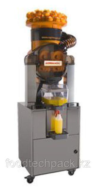Аппарат для свежевыжатого апельсинового сока со стендом и кулером FRIGOMASTER