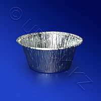 Россия Форма из алюм фольги 130мл d 8,5х3,5см 100 шт/уп