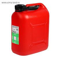 Канистра ГСМ Oktan CLASSIK, 20 л, пластиковая, красная