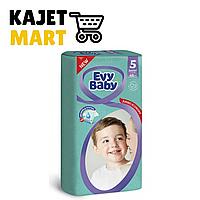 Evy Baby Подгузники JUNIOR JUMBO 48шт. Размер 5 (11-25кг.)