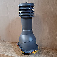 Вентиляционный выход для профнастила МП 20 KBT18 7024, фото 1