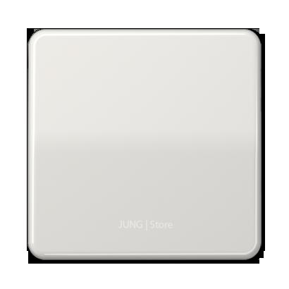 CD500 Клавиша 1-ная, светло-сер.