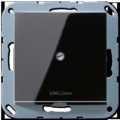 A500 Вывод кабеля, чёрн.