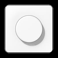 CD500 Накладка на мех-зм поворотн. диммера и потенциом., бел.