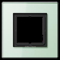 LSplus Рамка 1-ная, стекло светло-зел.