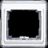 SL500 Рамка 1-ная, бел.
