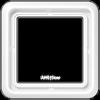 CD500 Рамка 1-ная, бел.