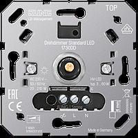 Роторный диммер стандарт LED, с инкрементальным датчиком без спутникового входа