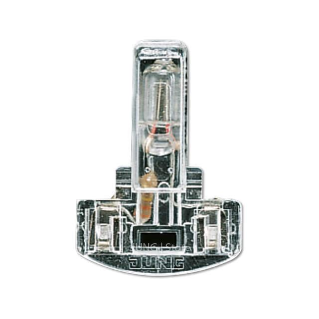 Jung Лампа тлеющ. разряда для выкл. 230В~ , 1,1 мА