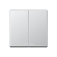 A500 Клавиша 2-ная, алюм.