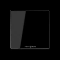 A500 Клавиша 1-ная, чёрн.