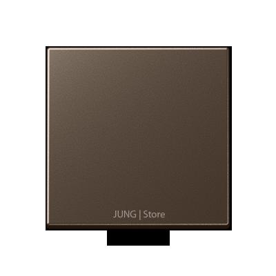 A500 Клавиша 1-ная, цвет мокко
