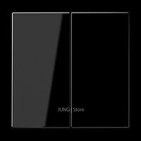 LS990 Клавиша 2-ная, чёрн.
