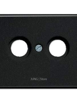 SL500 Накладка TV/FM, чёрн.,