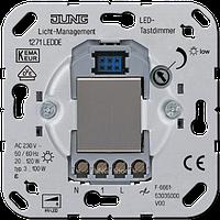 Клавишный LED диммер 7-100 Вт - 1271LEDDE