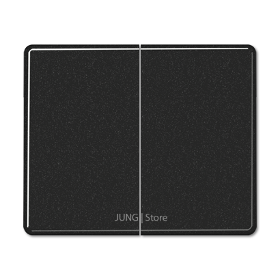 SL500 Клавиша 2-ная, чёрн.