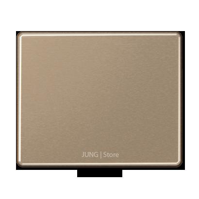 SL500 Клавиша 1-ная, бронза
