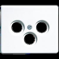 SL500 Накладка TV/FM/SAT, бел.,