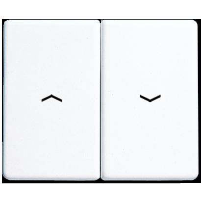 SL500 Клавиша 2-ная со стрелками вверх/вниз, бел.