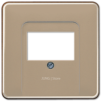 CD500 Накладка TAE, бронз.