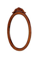 Зеркало настенное в деревянном обрамлении ЕР 9641