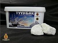 ТУУНБАК Кальцит морской волны 5,3 кг.