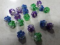 Гайки на кубик Gan 356 354. Пружинные аксессуары. Оригинал.