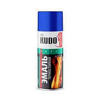 KUDO-1011 Эмаль унив. синяя 520 мл