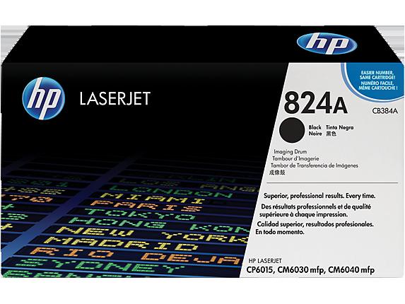 HP CB384A Барабан передачи изображений HP 824A, Черный, ресурс 23000 стр.