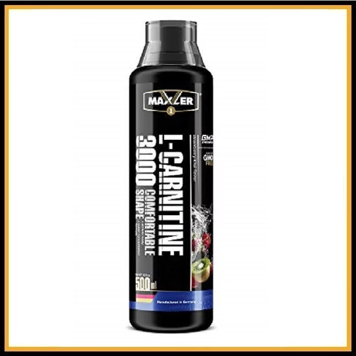 MXL. L-Carnitine 500 ml (3000 mg) Comf. Shape - (вишня)