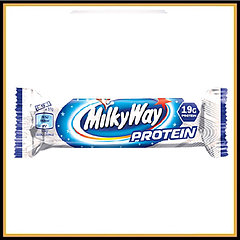 Протеиновые батончики Milky Way